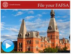 File your FAFSA Video Tutorial