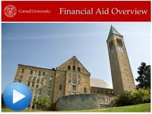 Financial Aid Overview Video