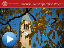 Financial Aid Application Process Video