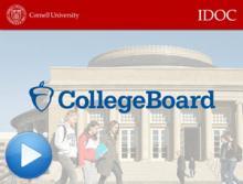 College Board's IDOC Service Video